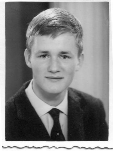 Robert Gorter's adolescence