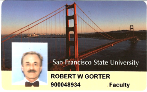 Robert Gorter, MD, PhD member card