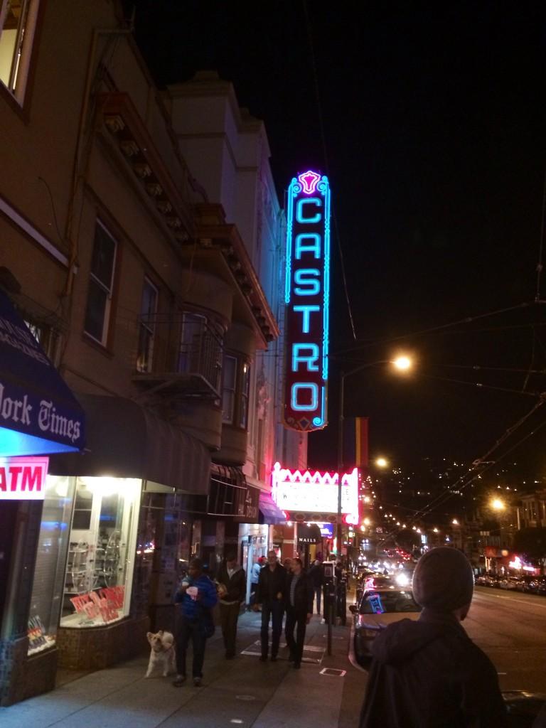 Castro Cinema in Castro Street, San Francisco