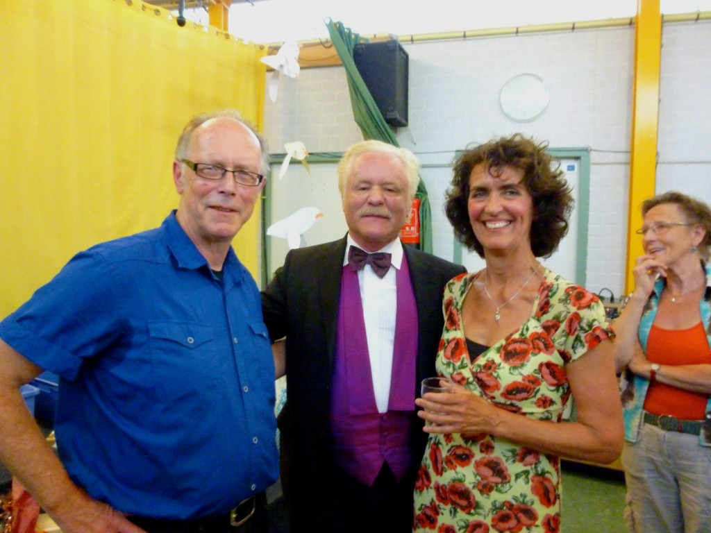 Eric Hoorn, Lieneke and Robert Gorter
