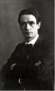 Rudolf Steiner, PhD, (1861 – 1925) was an Austrian philosopher, social reformer, architect, school-reformist (Waldorf Education), environmentalist, and esotericist. Steiner gained initial recognition at the end of the nineteenth century as a literary critic and published philosophical works including The Philosophy of Freedom. At the beginning of the twentieth century, he founded a spiritual movement, anthroposophy, with roots in German idealist philosophy; other influences include Goethean Sciences and Rosicrucianism.