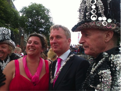 Lord Mayor of Amsterdam