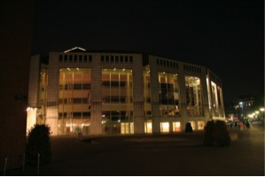 The Stopera at night