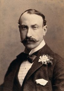 Lord Sandhurst (1855-1921), the governor of Bombay