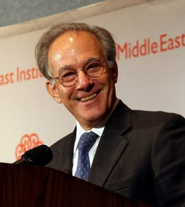 Washington Post columnist David Ignatius