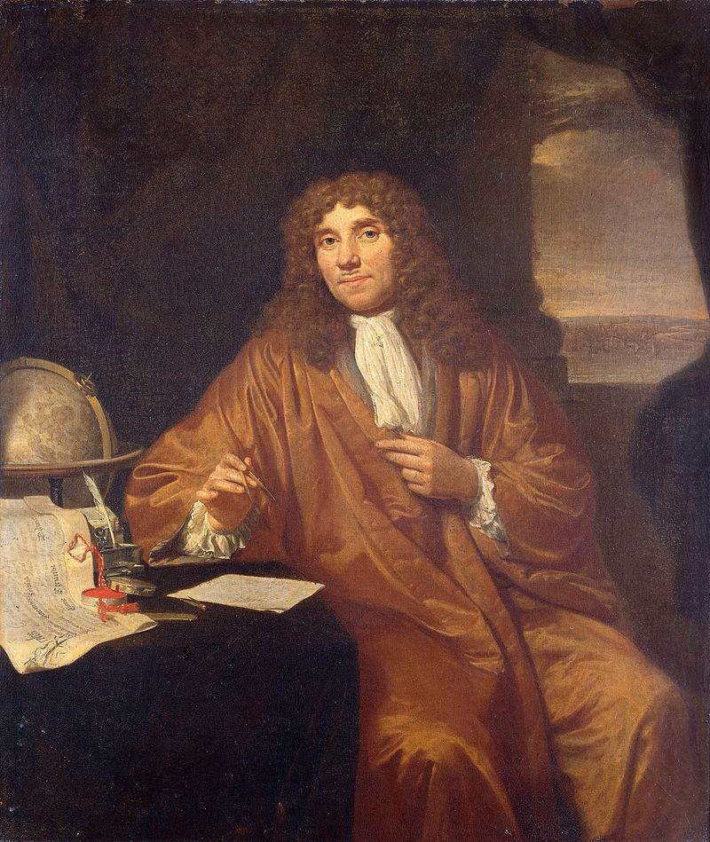Antonie Philips van Leeuwenhoek